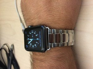 3rd party watch band.